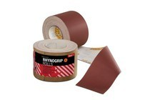 Rollo de Lija Grip Rhynogrip Red Line 100x25.000 mm.