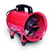 Ventilador-Extractor Metal Works MV200.