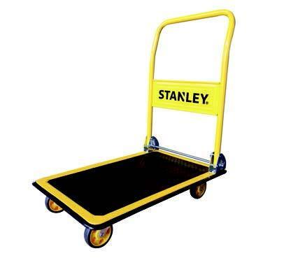 Carretilla o Carro Plegable Stanley SXWTD-PC527.
